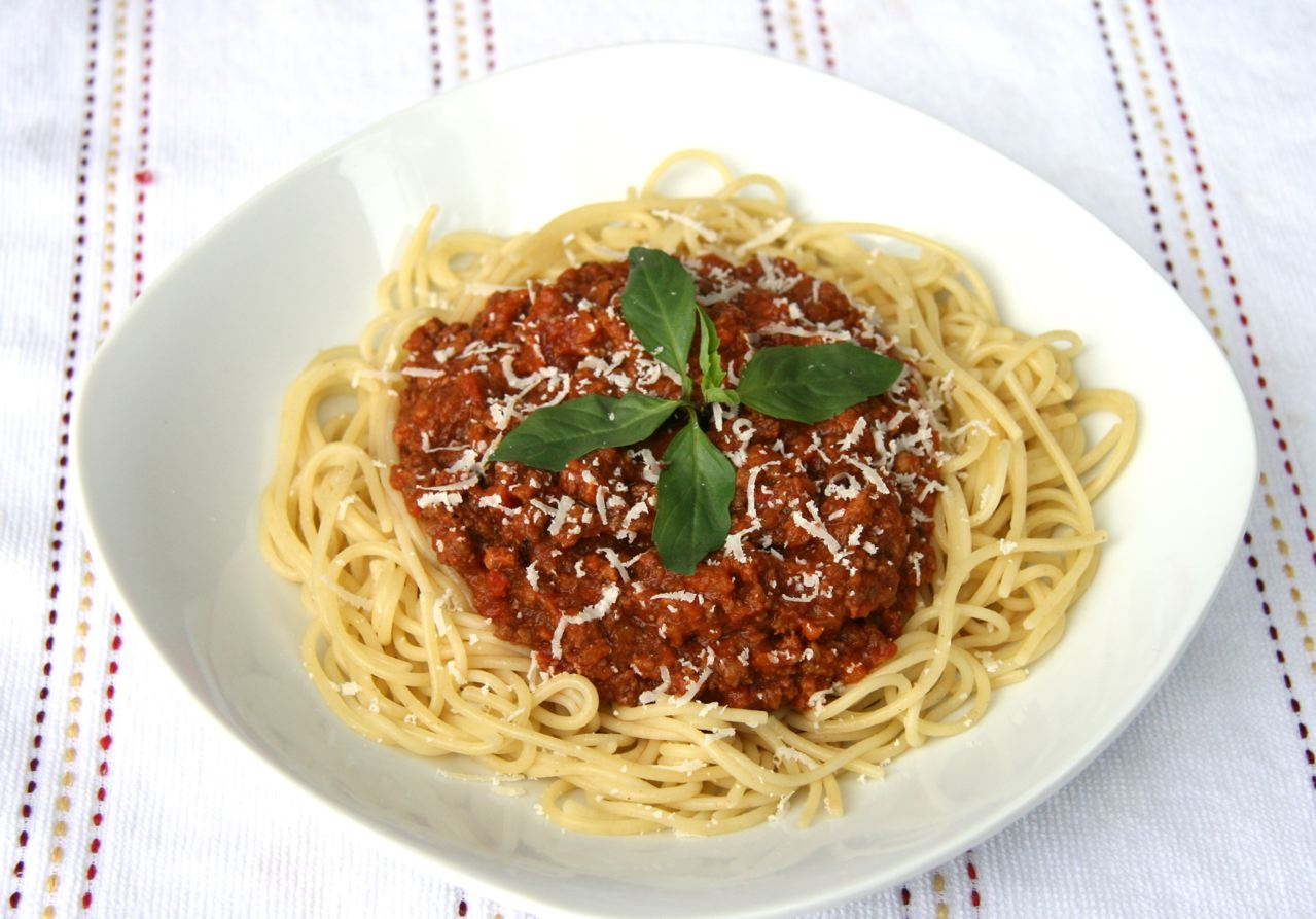Roundtrip Airfare To Italy Bolognese Sauce Jbean Cuisine