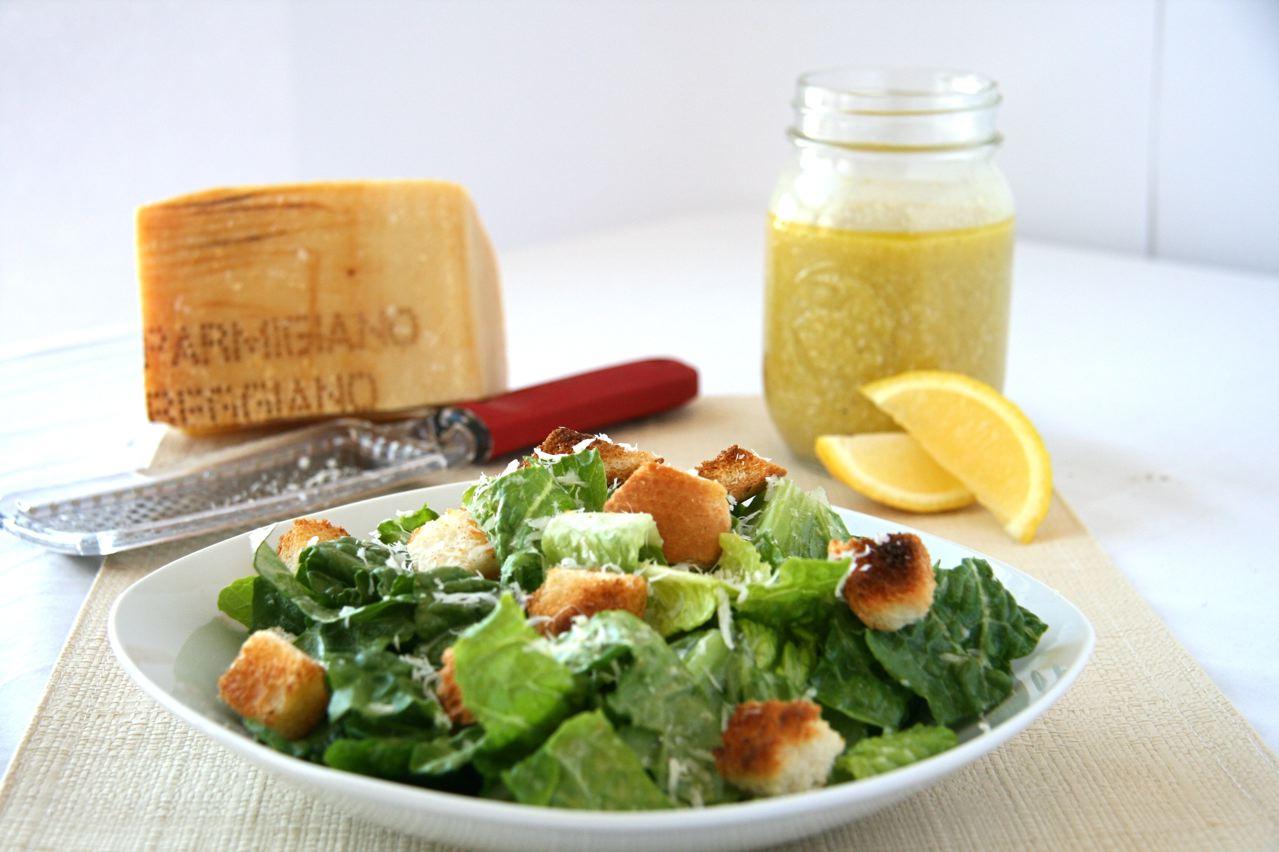 jbean s caesar salad dressing jbean cuisine. Black Bedroom Furniture Sets. Home Design Ideas