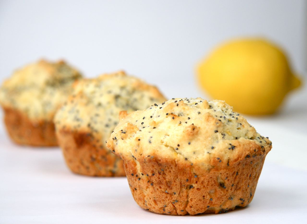Lemon Muffins Shot 1