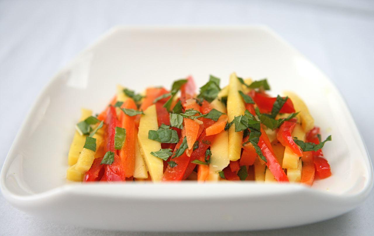 Mango Salad | JBean Cuisine