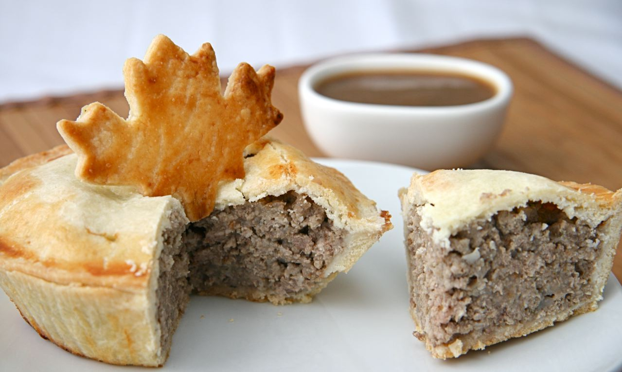 What's Baking: Traditional Tourtière (French-Canadian Meat Pie ...