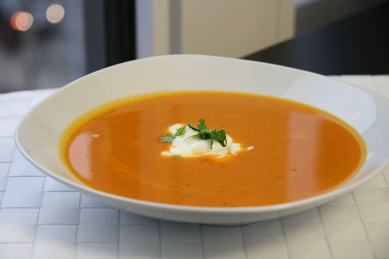 SRC: Curried Butternut Squash Soup | JBean Cuisine