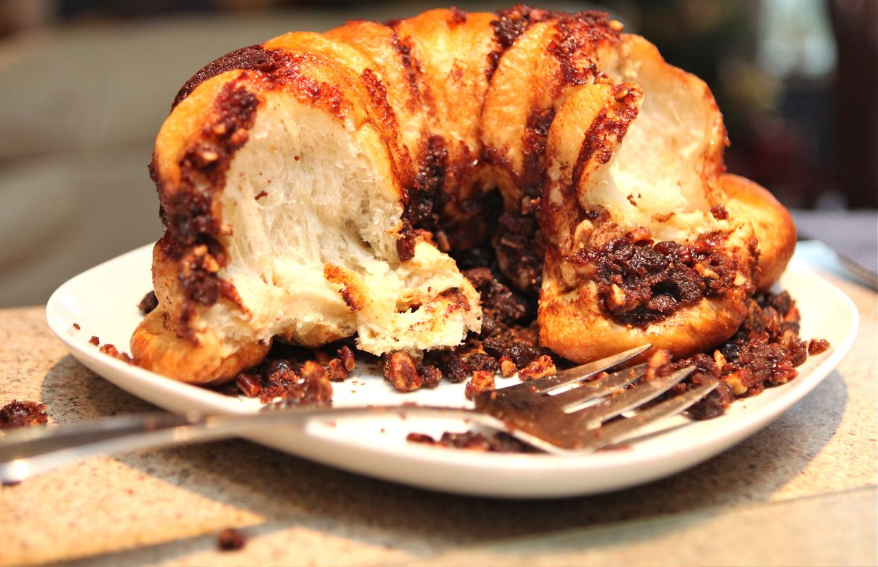 Land of nod cinnamon buns jbean cuisine for Land of nod recipe