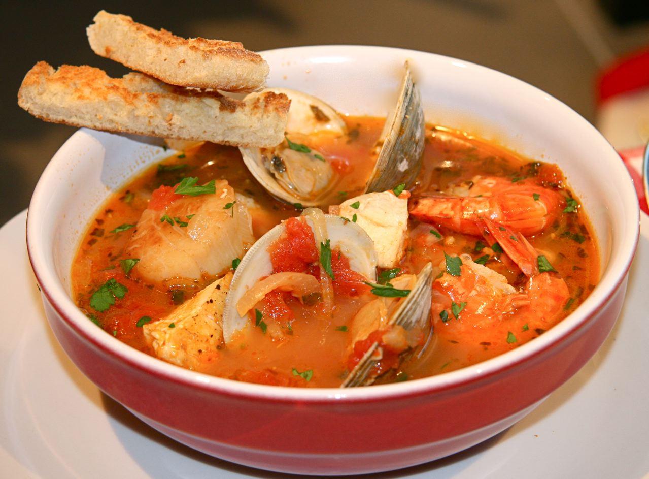 Seafood Cioppino | JBean Cuisine
