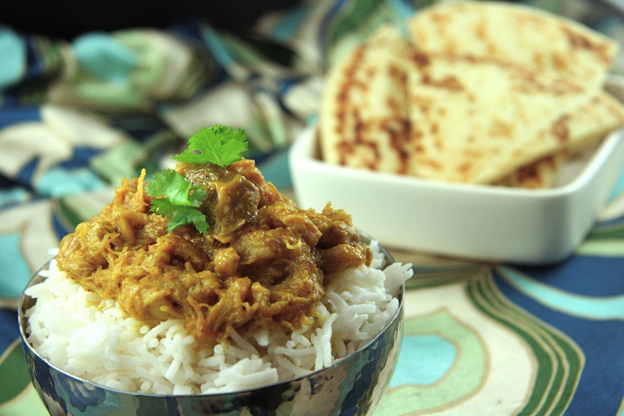Indian jbean cuisine - Herve cuisine butter chicken ...