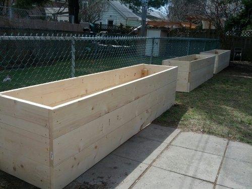 Boxes Built